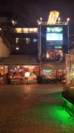Marmara Guesthouse: just turn the corner