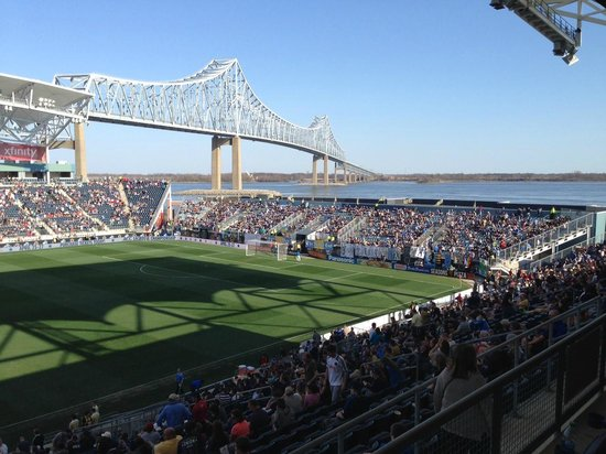 Talen Energy Stadium: PPL Park Philadelphia Union