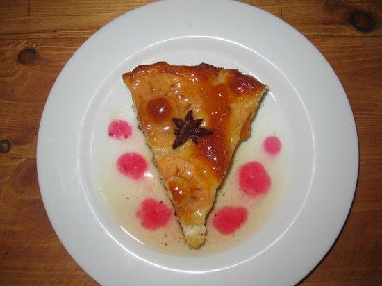 Legnaoui : Cake aux Pomme au Siro De la Badiane