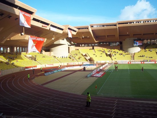 Louis II Stadium