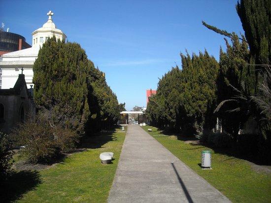 Cementerio de La Loma Mar del Plata