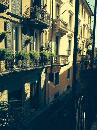 Palazzo Gelmi B & B: View