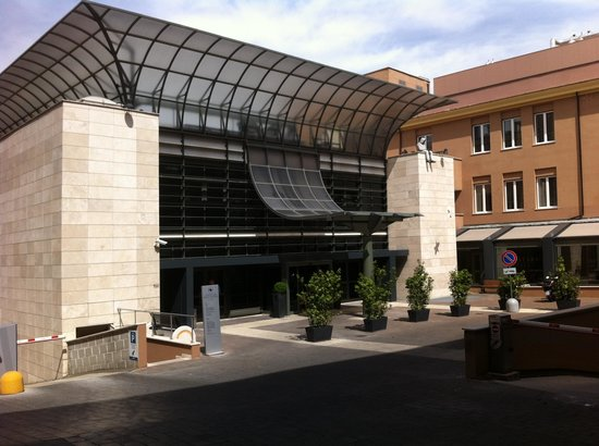 Eurostars Roma Aeterna: Extérieur hôtel