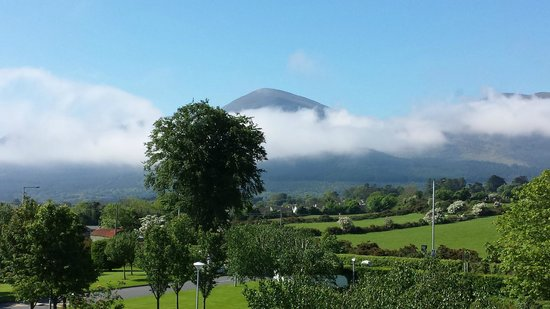 Burrendale Hotel, Country Club & Spa: A room with a view