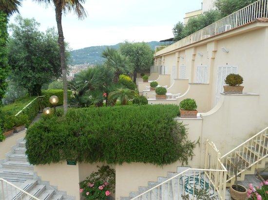 Hotel Residence Miramare: garden room wing