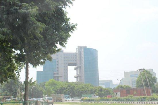 The Pllazio Hotel - bang in City Center, Gurgaon