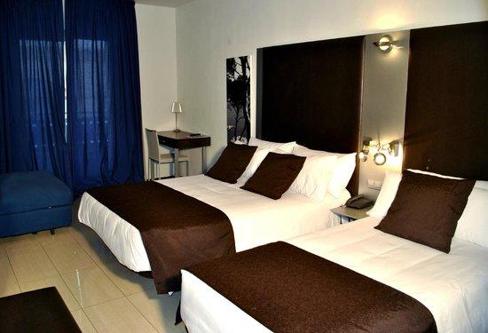 URH Hotel Excelsior: Triple