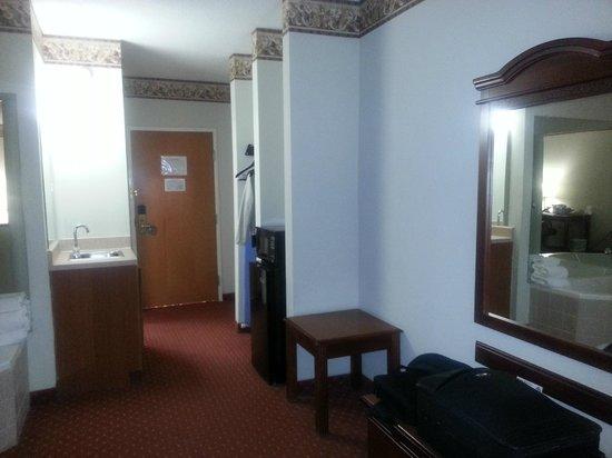 紹斯波特凱富套房飯店照片
