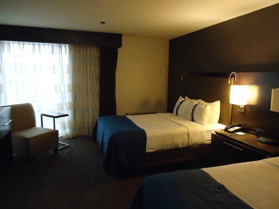 Holiday Inn Downtown Superdome: Vista do quarto