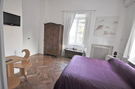 Residenza Le Rose Villa d'Arte : Double room deluxe