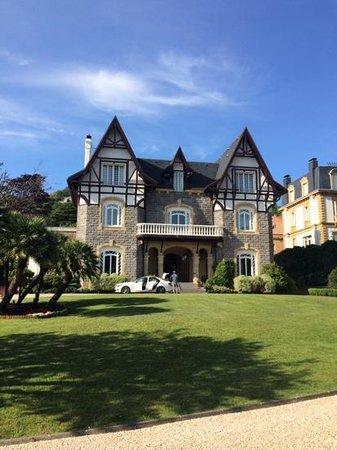 Hotel Villa Soro : very nice, tastefully converted boutique hotel