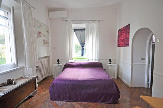 Residenza Le Rose Villa d'Arte : Double room deluxe / Interior view