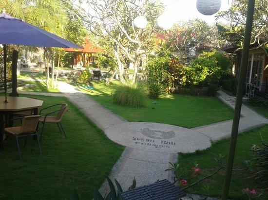Sukun Bali Cottages: jardins parc