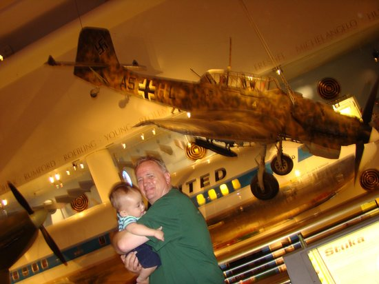 Museum of Science and Industry : WW II Planes