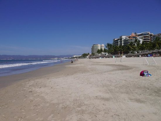 Taheima Wellness Resort & Spa : Beach in Nuevo Vallarta