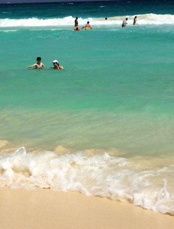 Iberostar Tucan Hotel: The beautiful beach