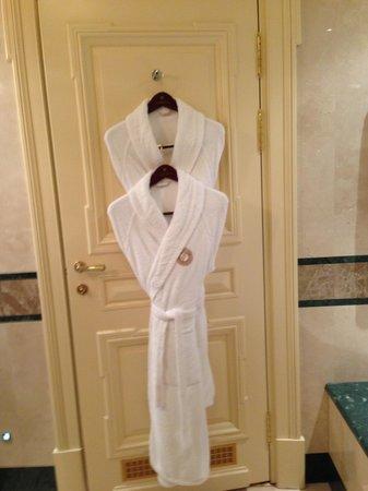 Taleon Imperial Hotel: Халаты