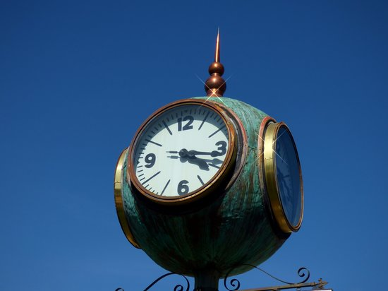 Royal Copenhagen Inn: Town Clock