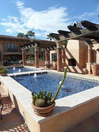 Royal Palms Resort and Spa: In the hacienda