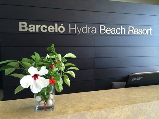 Barcelo Hydra Beach Resort : .
