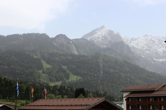 Edelweiss Lodge and Resort: Alpspitz