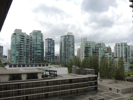 The Westin Bayshore, Vancouver: Looking the other way