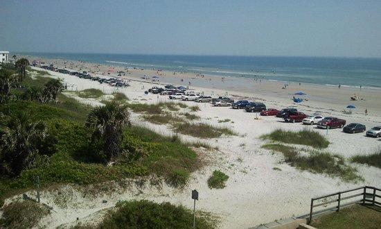 BEST WESTERN New Smyrna Beach Hotel & Suites: Beach day!