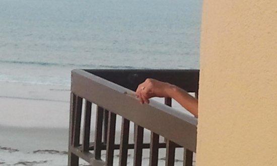 BEST WESTERN New Smyrna Beach Hotel & Suites: Stinkey People