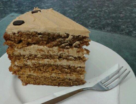 Maunsel Lock: Coffee Layer Cake