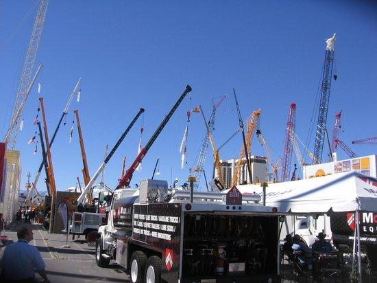 Siegel Suites Select – Las Vegas Boulevard: Equipment a bit OTT for loft extension