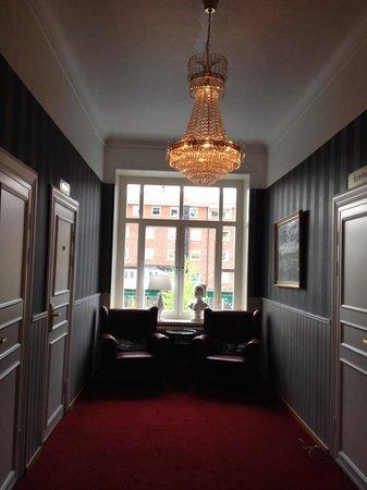 Pitea Stadshotell: A little part of the corridor