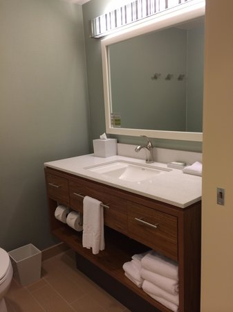 Bathroom In Studio Suite Picture Of Home2 Suites By