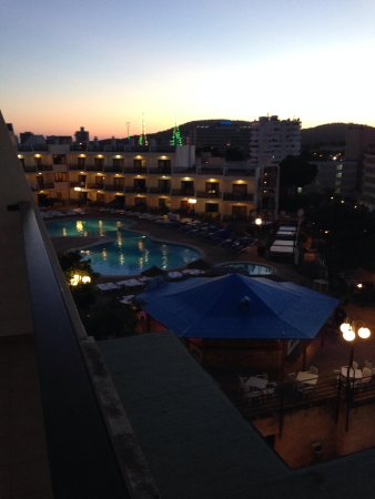 TRH Magaluf: Amazing view from TRH