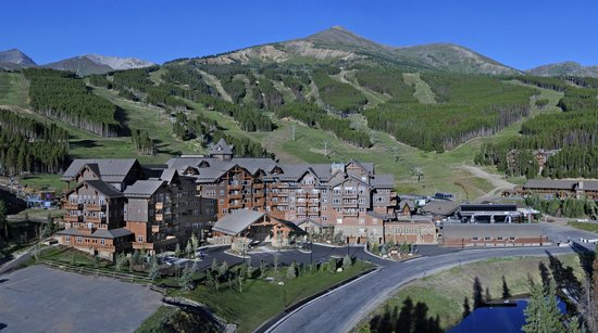 One Ski Hill Place, A RockResort: One Ski Hill Place in the Summer