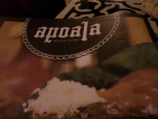 Apoala Mexican Cuisine: A new gem in Merida