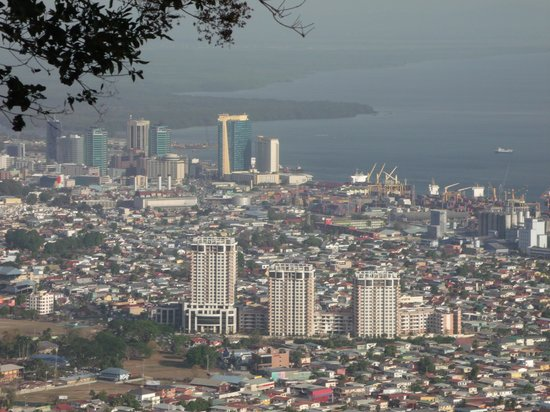 The Carlton Savannah: part of this wondefull city Port of Spain