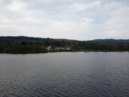 Loch Lomond Park Centre: Отель для крутых русских + гидроплан агента  007