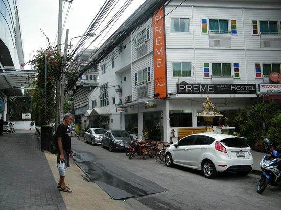Preme Hostel: L'hotel