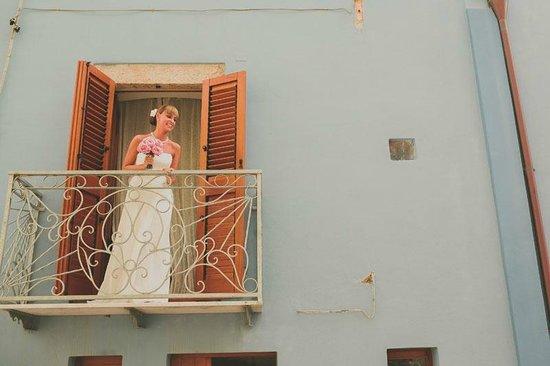 Blu B&B Bosa: Hochzeit im Blu