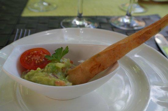 El Trillo Resturante: aperitivo