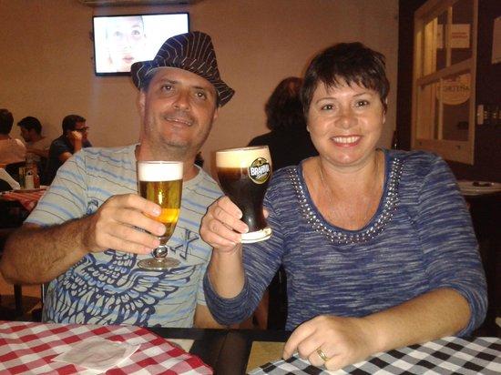 Monte Carlo: fazendo um brinde antes do jantar