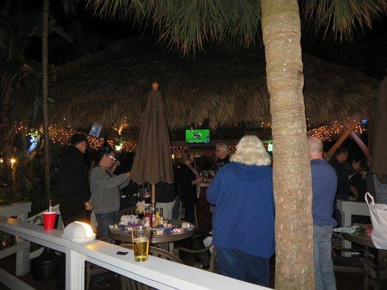 Clarion Inn: The bar