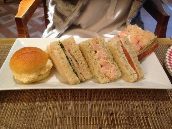 The Berkeley: Sandwiches...