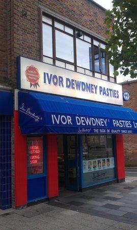 Ivor Dewdney