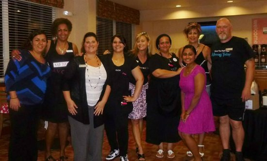 Comfort Suites Tampa Airport North: Travel Agent Night