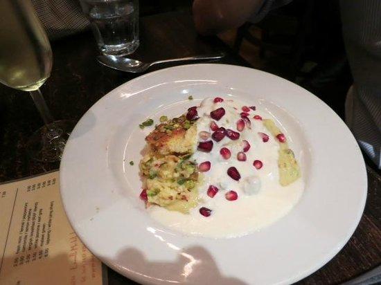 Moro Restaurant: Moro yoghurt cake