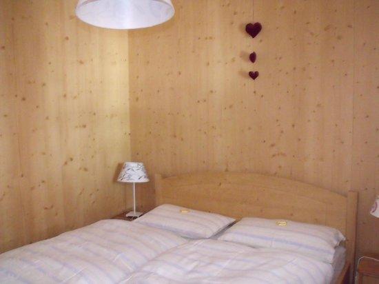 B&B Il Grappolo Valtellina: Main Bedroom