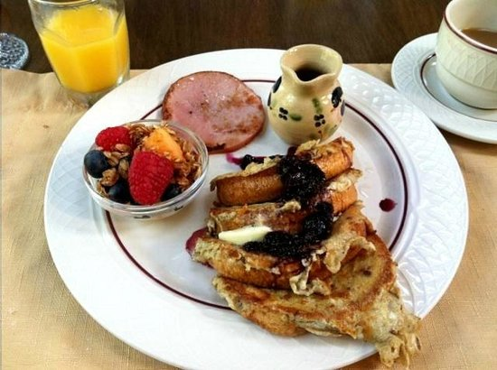 Glenlaurel, A Scottish Inn & Cottages: Scottish breakfast