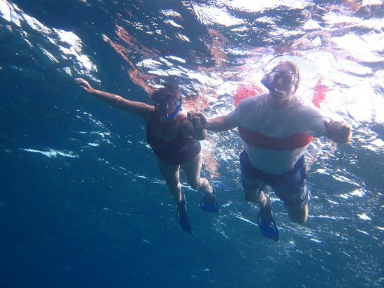 Two D's Diving and Tour Adventures: Great snorkeling trip.