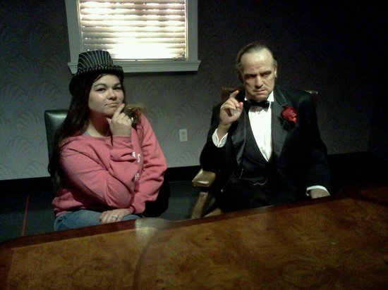 Madame Tussauds Hollywood : The Godfather!